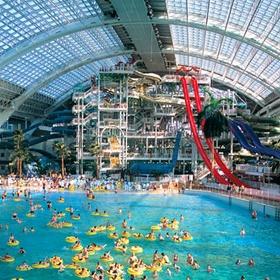 Visit the Edmunton Mall - Bucket List Ideas
