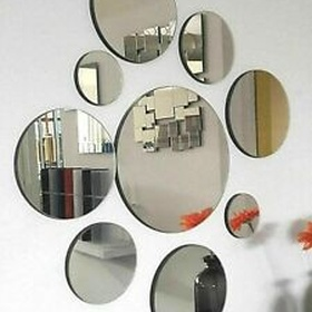 Make a mirror decoration - Bucket List Ideas