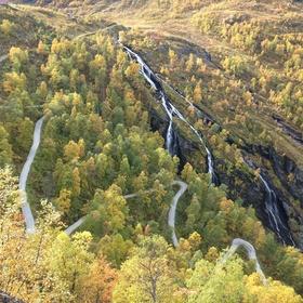Cycle Rallarvegen, Norway - Bucket List Ideas
