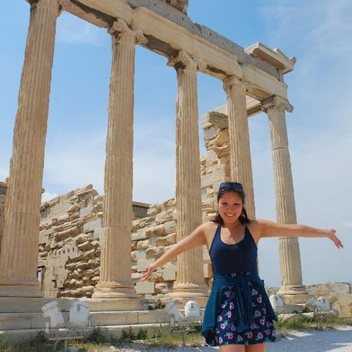 Visit ruins in greece - Bucket List Ideas
