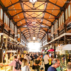 Go to San Miguel Market in Madrid, Spain - Bucket List Ideas