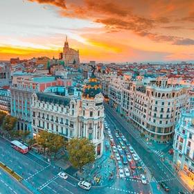 Visit Madrid, Spain - Bucket List Ideas