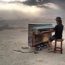 Attend Burning Man - Bucket List Ideas
