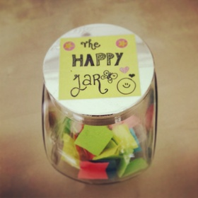 Start a happy jar - Bucket List Ideas