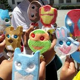 Try every single popsicle in the shape of cartoon/video game character - Bucket List Ideas