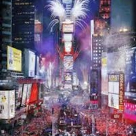 See the ball drop in time square - Bucket List Ideas