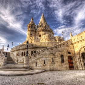 Visit the Fisherman's Bastion in Budapest, Hungary - Bucket List Ideas
