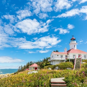 Spend One Night in a Lighthouse - Bucket List Ideas