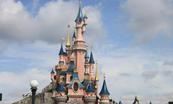 Go to Disneyland Paris - Bucket List Ideas