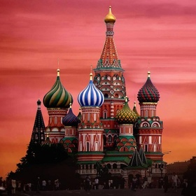 Visit St. Basil's Cathedral in Russia - Bucket List Ideas