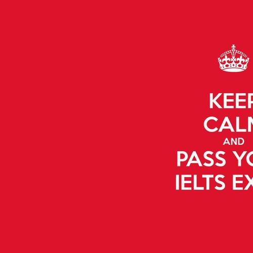 Pass the IELTS exam - Bucket List Ideas