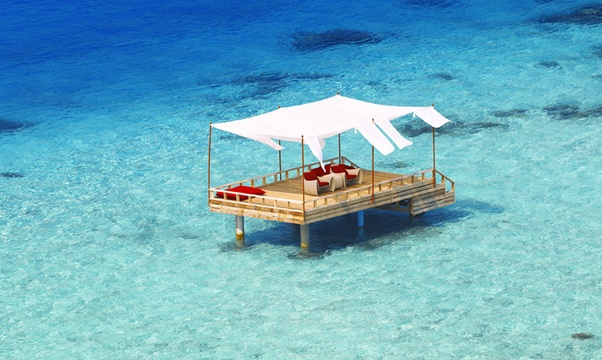 Visit the Maldives - Bucket List Ideas