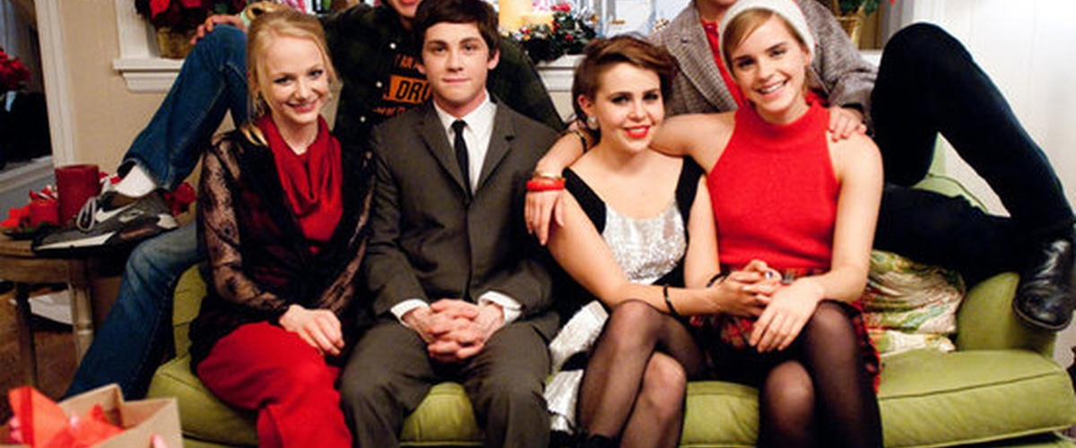 """Bucketlist » Have a Christmas party like in """"Perks of Being a Wallflower""""  (Abigail Palmer)"""