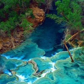Take a swim at havasu falls - Bucket List Ideas