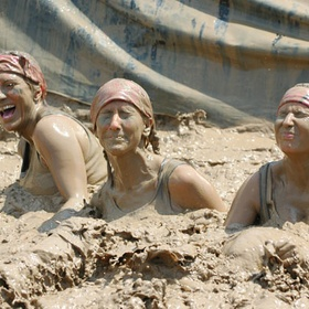 Partake in a mud fight - Bucket List Ideas
