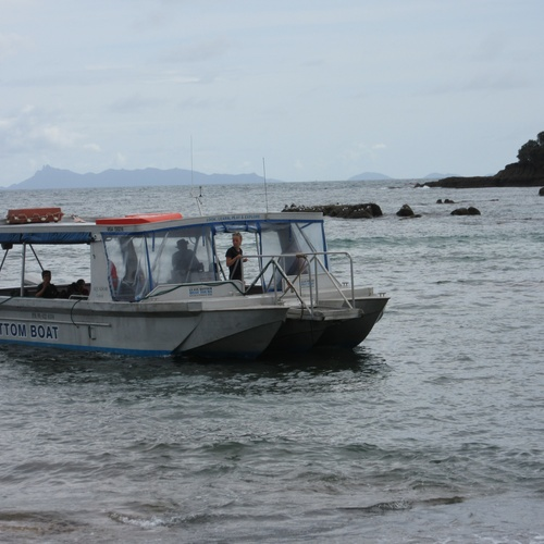 Take a glass-bottom boat tour - Bucket List Ideas