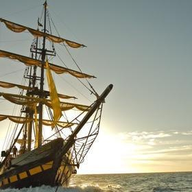 Sail on a Pirate Ship - Bucket List Ideas