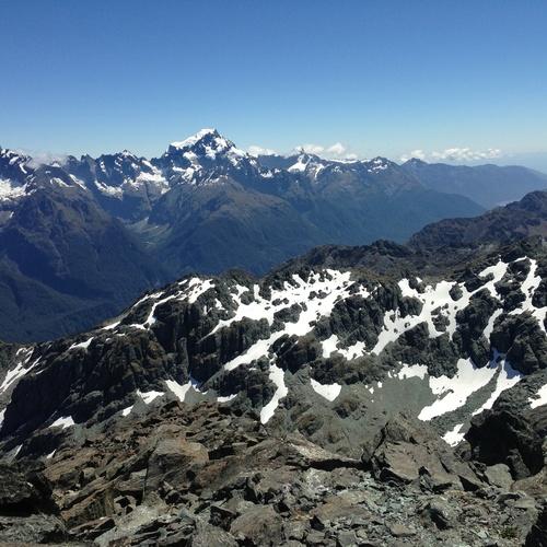 Climb a Mountain - Bucket List Ideas