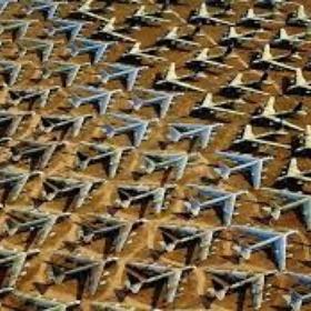 See the boneyard in Arizona - Bucket List Ideas