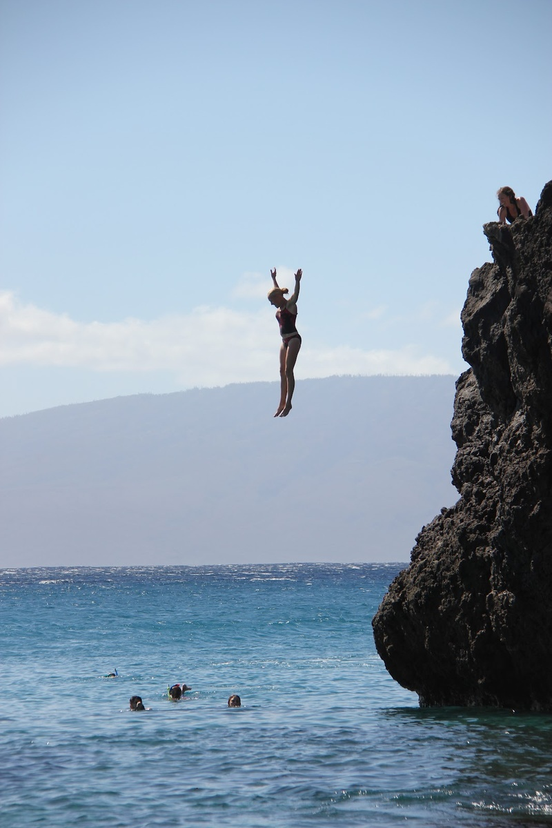 Bucketlist » Jump Off A Cliff (Official Bucket List
