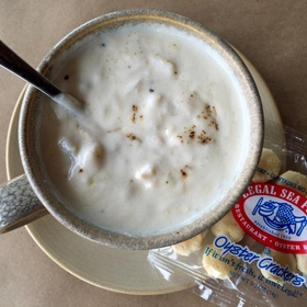 Eat an Iconic State Food - Massachusetts (Clam Chowder) - Bucket List Ideas
