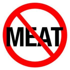 Become A Vegetarian - Bucket List Ideas
