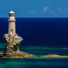 See the Tourlitis lighthouse - Bucket List Ideas