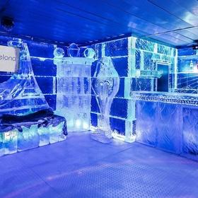 Drink at an Ice Bar - Bucket List Ideas