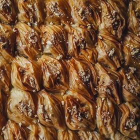 Eat baklava in Greece - Bucket List Ideas