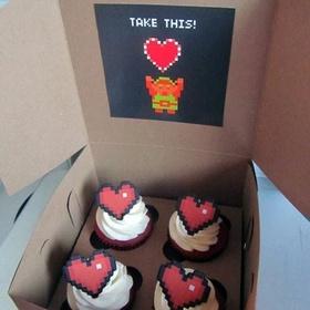 Bake nerdy themed treats - Bucket List Ideas
