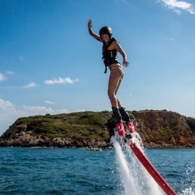 ⚜️Go Flyboarding - Bucket List Ideas