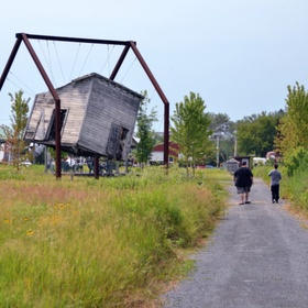 Franconia Sculpture Park - Bucket List Ideas