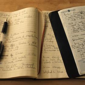 Write a novel with my best friend - Bucket List Ideas