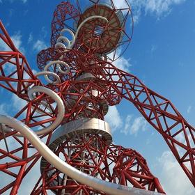 Slide down the Slide at the ArcelorMittal Orbit - Bucket List Ideas