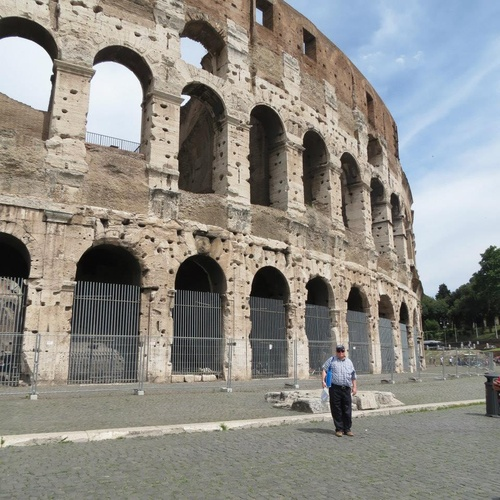 See the Coliseum in Rome - Bucket List Ideas