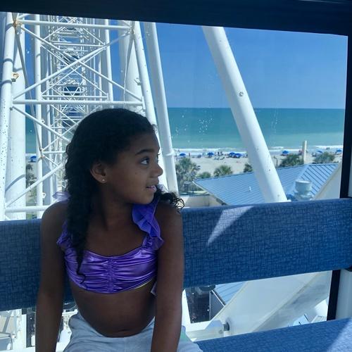 Ride the Sky Wheel in Myrtle Beach - Bucket List Ideas