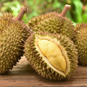 Eat durian - Bucket List Ideas