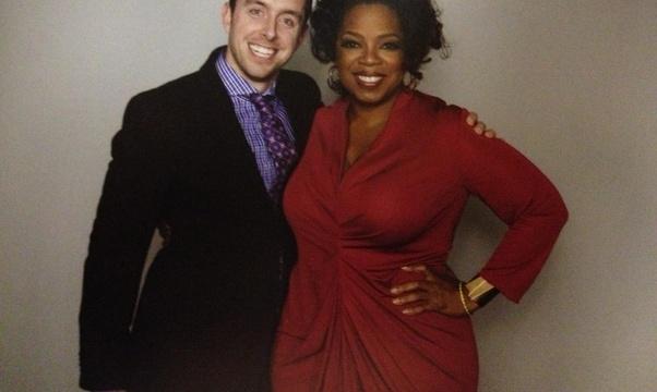 Meet Oprah Winfrey - Bucket List Ideas