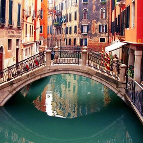 Go to Venice with the love of my life - Bucket List Ideas