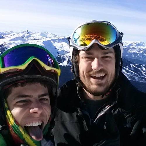 Snowboard on Whistler Mountain - Bucket List Ideas