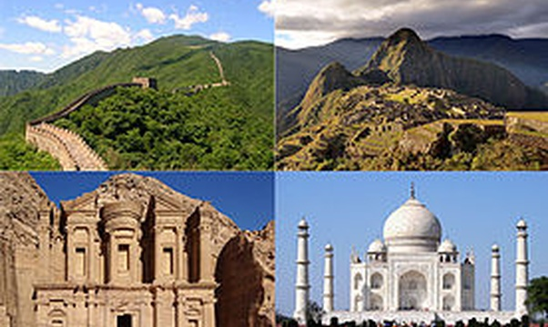 Visit the 7 wonders of the World! - Bucket List Ideas