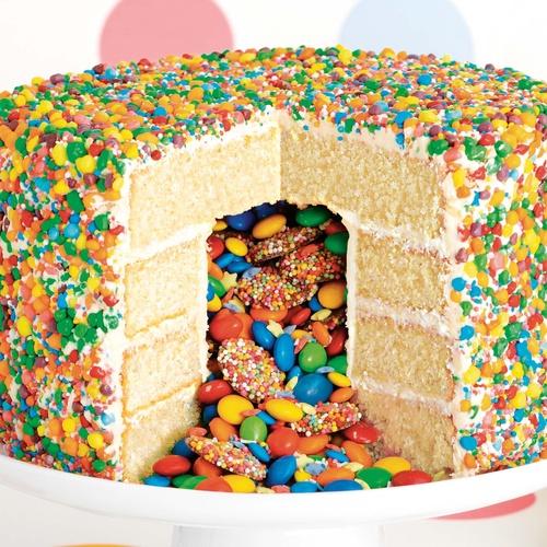 Make a pinata cake - Bucket List Ideas