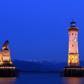 See the Lindau Lighthouse in Germany - Bucket List Ideas