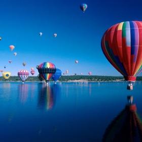 """ركوب منطاد """"Ride a Hot Air Balloon """" - Bucket List Ideas"""