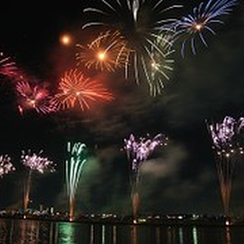 Watch the Celebration of Lights - Bucket List Ideas