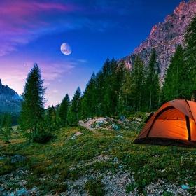 Go Camping - Bucket List Ideas