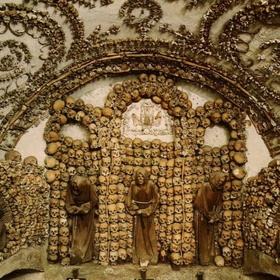 See the Capuchin crypt in Rome, Italy - Bucket List Ideas