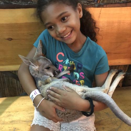 Feed a baby animal - Bucket List Ideas