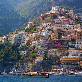 Visit Positano Village, Italy - Bucket List Ideas