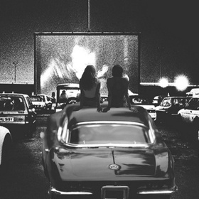Go to a Drive-In Movie - Bucket List Ideas